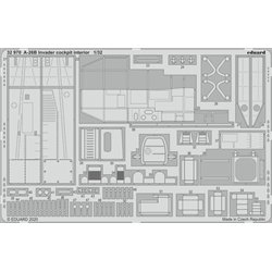 EDUARD 32970 1/32 A-26B Invader cockpit interior