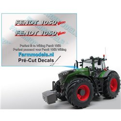 FARMMODELS PCD-FE-101050 1/32 Fendt 1050 Vario