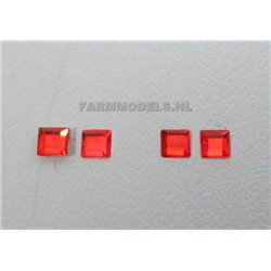 FARMMODELS 22116 1/32 4x Diamant 3 x 3 mm