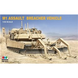 RYE FIELD MODEL RM-5011 1/35 M1 Assault Breacher Vehicle (ABV)