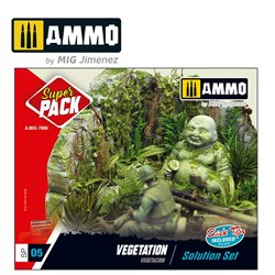 AMMO BY MIG A.MIG-7806 VEGETATION. SOLUTION SET