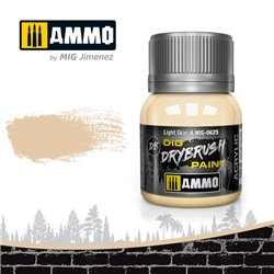 AMMO BY MIG A.MIG-0625 DRYBRUSH Light Skin 40 ml