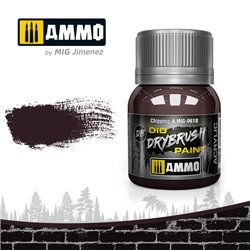 AMMO BY MIG A.MIG-0618 DRYBRUSH Chipping 40 ml