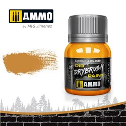 AMMO BY MIG A.MIG-0610 DRYBRUSH Light Rust 40 ml
