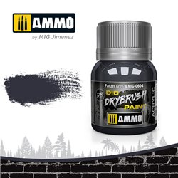 AMMO BY MIG A.MIG-0604 DRYBRUSH Gris Panzer 40 ml