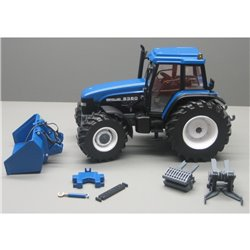 REPLICAGRI REP094 1/32 New Holland 8360 + Godet