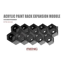 MENG MTS-043a Acrylic Paint Rack Expansion Module