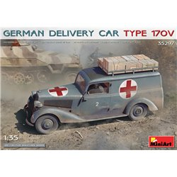 MINIART 35297 1/35 German Delivery Car Type 170V