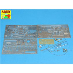 ABER 16050 1/16 Tiger I, Ausf.E - Middle version (Basic set) for Hobby Boss