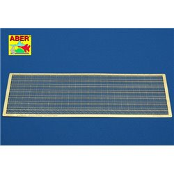 ABER 1:200 - 08 1/200 Ships railing - vertical bars