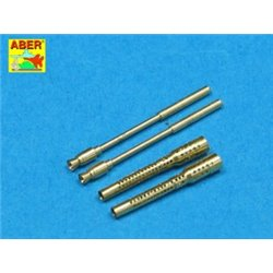 ABER A32 005 1/32 Set of 2 barrels for German 13mm aircraft machine guns MG 131 (early type)
