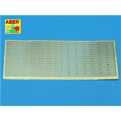 ABER 35 A05 1/35 Parts to construct movable tracks for BT-5