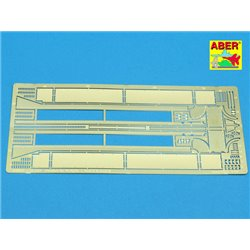 ABER 35 A63 1/35 Fenders for Panzer I, Ausf.A & B for Italeri-Zvezda