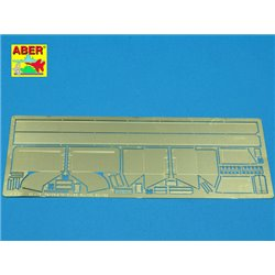 ABER 35 A78 1/35 Fenders for SU-85, SU-100, SU-122