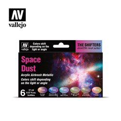 VALLEJO 77.091 Space Dust (6x17ml)