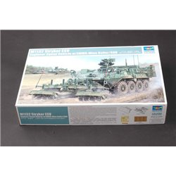 TRUMPETER 01574 1/35 M1132 Stryker Engineer Squad Vehicle