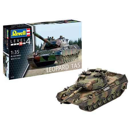 REVELL 03320 1/35 Leopard 1A5