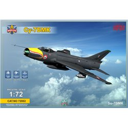 MODELSIVT 72002 1/72 Sukhoi SU-7BMK (Export version)