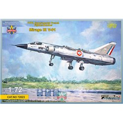 MODELSIVT 72023 1/72 Mirage III-V-01 French VTOL