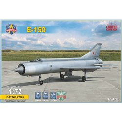 MODELSIVT 72025 1/72 Ye-150 Interceptor prototype (re-released Ye-150)