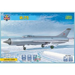 MODELSIVT 72029 1/72 I-75 Advanced soviet interceptor prototy
