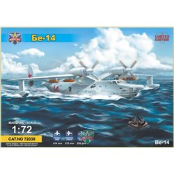 MODELSIVT 72039 1/72 Beriev Be-14 all-weather SAR flying boat