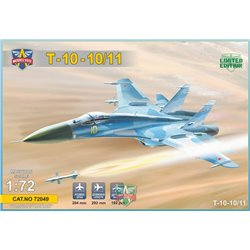 MODELSIVT 72049 1/72 T-10-10/11 Advanced Frontline Fighter (AFF) prototype