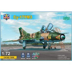 MODELSIVT 72050 1/72 Su-17UM3 advanced two-seat trainer
