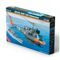 MISTERCRAFT D-57 1/72 AB-212 ASW Anti Submarine