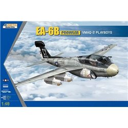 "KINETIC K48112 1/48 EA-6B VMQ-2 ""PLAYBOY"