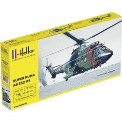 HELLER 80367 1/72 Aerospatiale Super Puma AS 332 M1