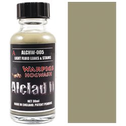 ALCLAD II ALC-HW-005 Light Liquid Streaks & Stains