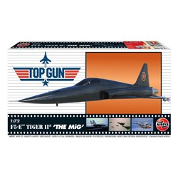 "AIRFIX A00502 1/72 Top Gun F5-E Tiger II ""THE MIG"