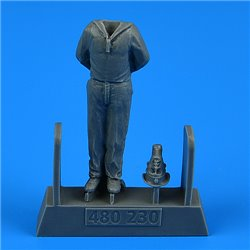 AEROBONUS 480.230 1/48 Kriegsmarine WWII Ceremony - Sailor for German Submarine U-Boat Type VIIC