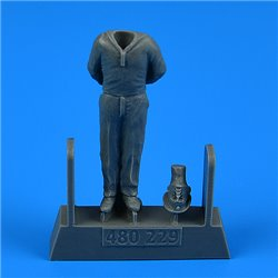 AEROBONUS 480.229 1/48 Kriegsmarine WWII Ceremony - Sailor for German Submarine U-Boat Type VIIC