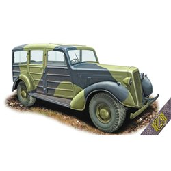 ACE 72551 1/72 Woodie Super Snipe Station Wagon