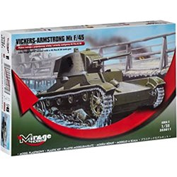 MIRAGE HOBBY 355011 1/35 Vicers-Armstrong F/45