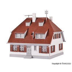 KIBRI 38725 1/87 Family house Bergwald