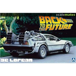 AOSHIMA BEEMAX 05916 1/24 Back to the Future DeLorean