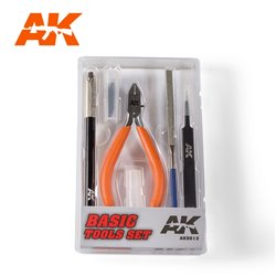 AK INTERACTIVE AK9013 BASIC TOOLS SET