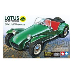 TAMIYA 24357 1/24 Lotus Super Seven Series II