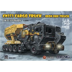 MENG MMS-006 1/200 The Wandering Earth CN373 Cargo Truck-Iron Ore Truck