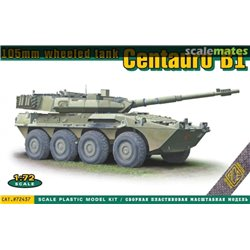 ACE 72437 1/72 Centauro B1 105mm wheeled tank