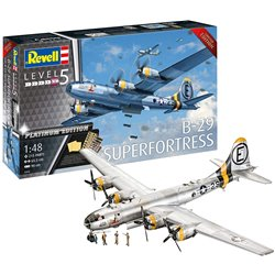 REVELL 03850 1/48 B-29 Super Fortress
