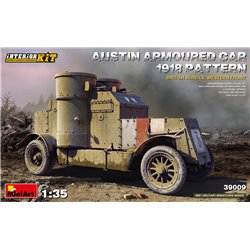 MINIART 39009 1/35 Austin Armoured Car 1918 Pattern