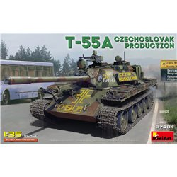 MINIART 37084 1/35 T-55A Czechoslovak Production