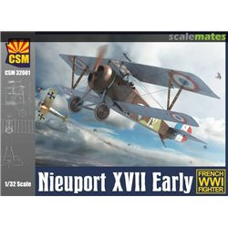 COPPER STATE MODEL 32001 1/32 Nieuport XVII Early