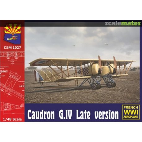 COPPER STATE MODEL 01027 1/48 Caudron G.IV Late version