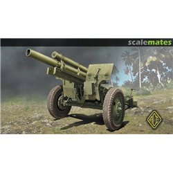 ACE 72530 1/72 US 105mm howitzer M2A1 w/M2 gun carriage