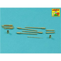 ABER A32 114 1/32 Armament for German fighter Fw-190 A7-D10